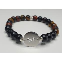 Bracelets Hommes - Œil de Tigre