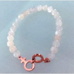 Bracelet Femme - Pierre de Lune Bijou